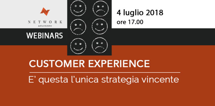 Customer Experience Network Advisory
